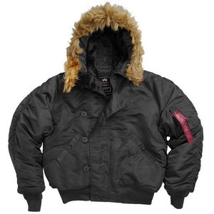 Куртки Аляска укороченные