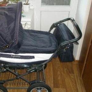 Продаётся классическая коляска Inglesina Vittoria (Италия)