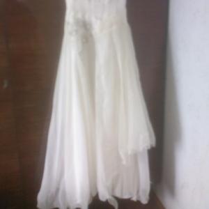 Продам  свадебное ,  выпускное  платье