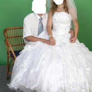 Красивейшее свадебное платье