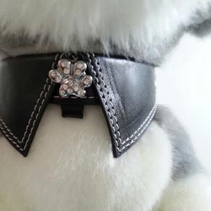 Ошейник для собак и кошек с кристаллами