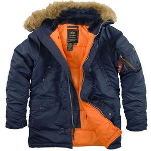Настоящие куртки Аляска (США)